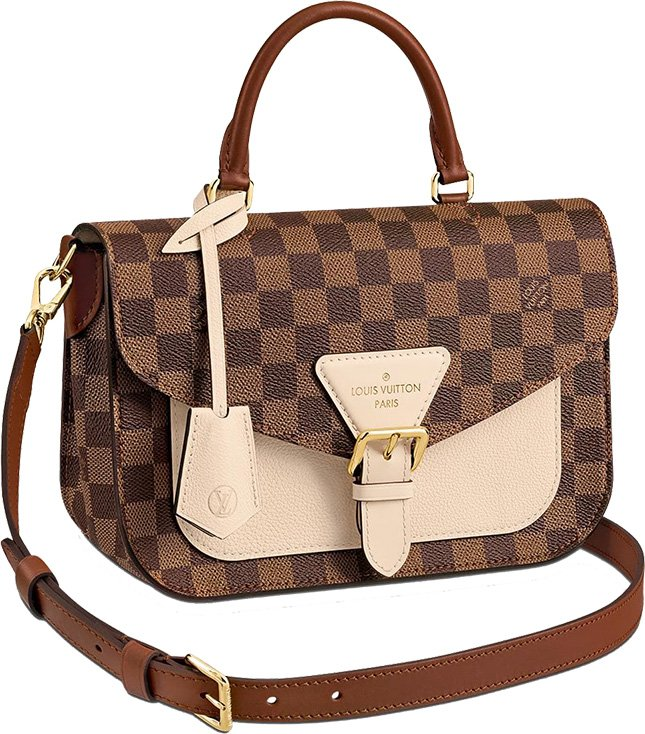 Louis Vuitton Beaumarchais Bag vs Vaugirard Bag