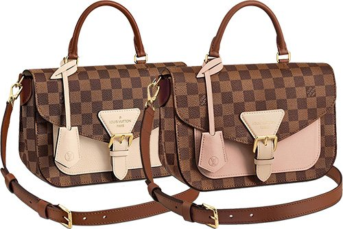 Louis Vuitton Beaumarchais Bag vs Vaugirard Bag thumb