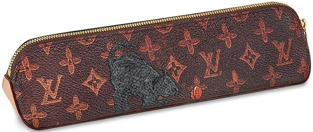 Louis Vuitton Elizabeth Pencil Pouches