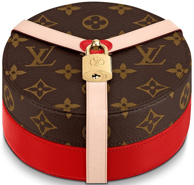 Louis Vuitton Lockme Box