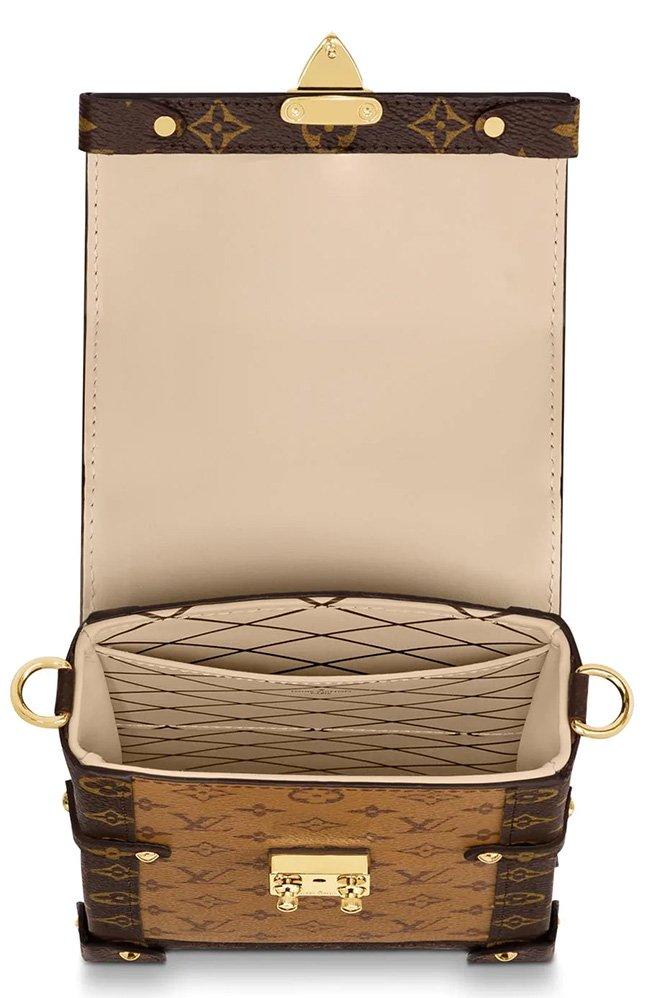 Louis Vuitton Pochette Trunk Verticale Bag