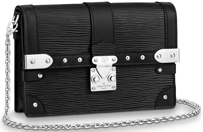 Louis Vuitton Trunk Chain Wallet