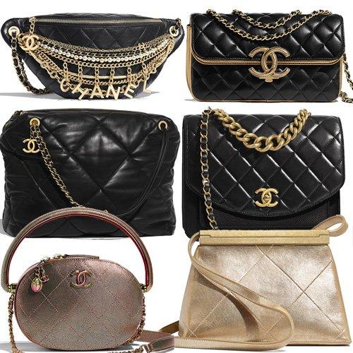 Chanel Pre-Fall 2019 Classic Bag Collection | Bragmybag