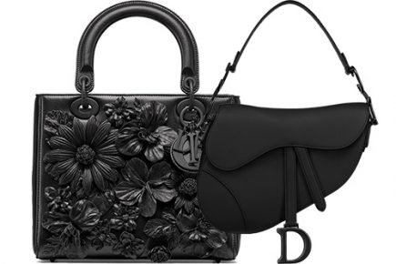 More Dior Ultra Black Bags To Watch thumb