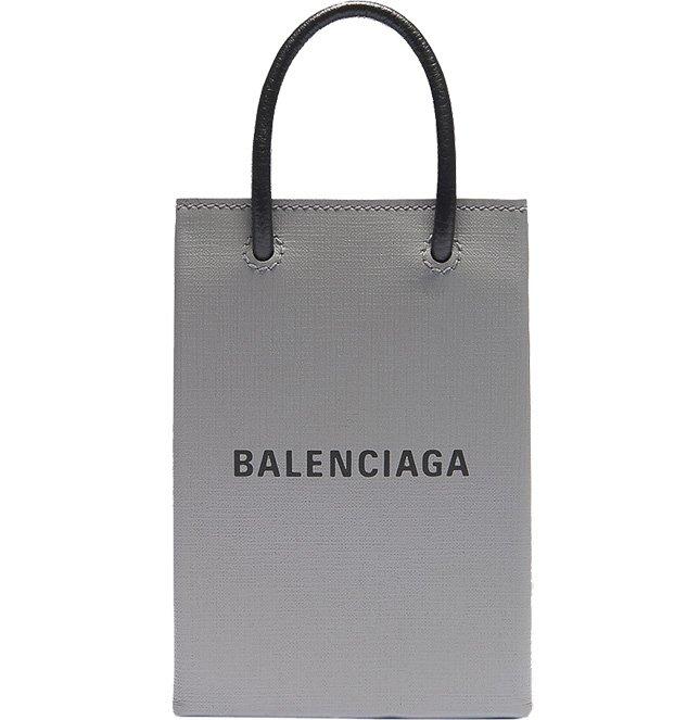 Balenciaga Shopping Bag Phone Holders