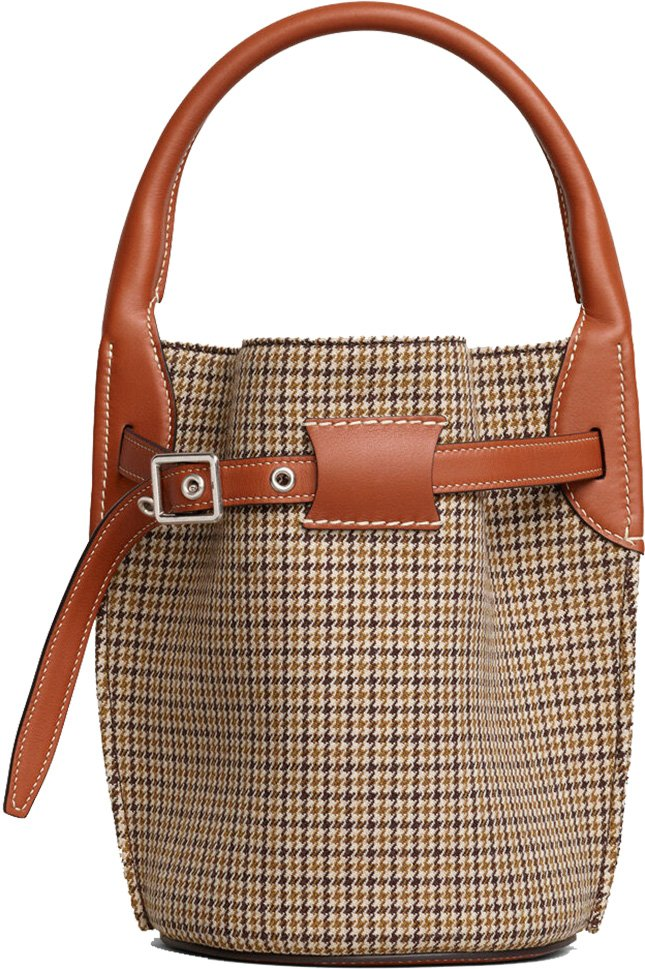 Celine Tweed Gingham Bag Collection