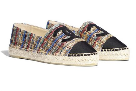 Chanel Flats Espadrilles Pre Fall Collection thumb