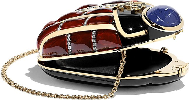 Chanel Scarab Bag