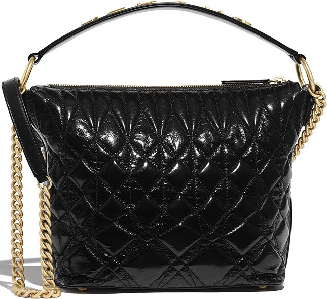 Chanel State Of The Art Hobo Bag