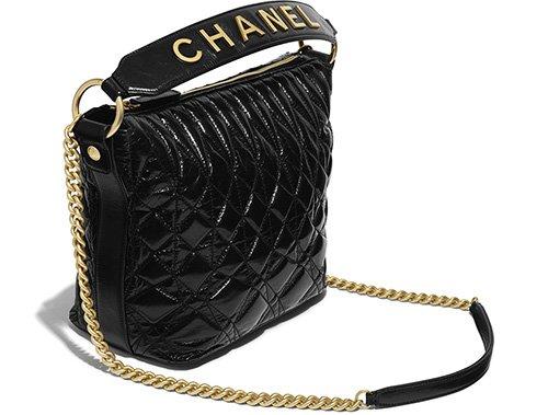 Chanel State Of The Art Hobo Bag thumb