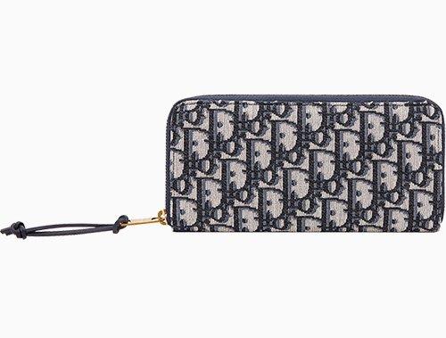 Dior Oblique Voyager Wallet thumb