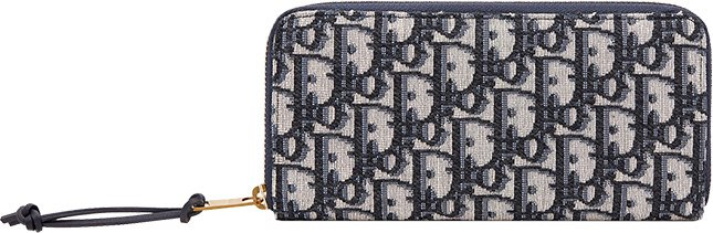Dior Oblique Voyager Wallet