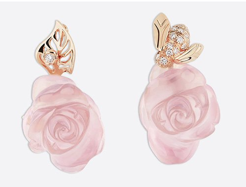 Dior Rose Earring Collection thumb