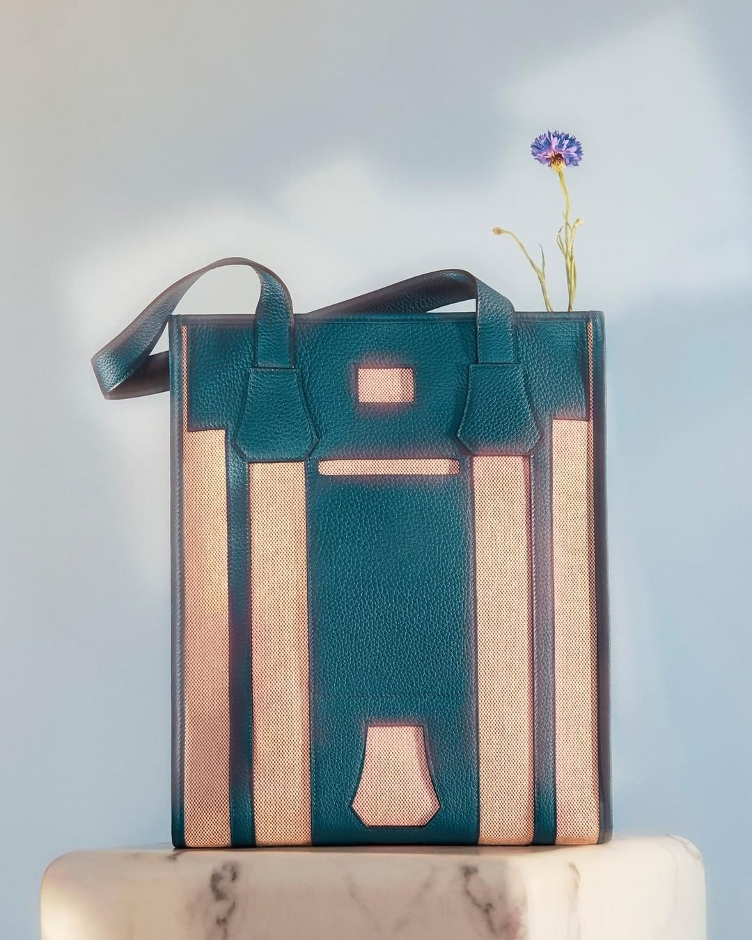 Hermes Bucolic Bag And The Handle The Hook Bag