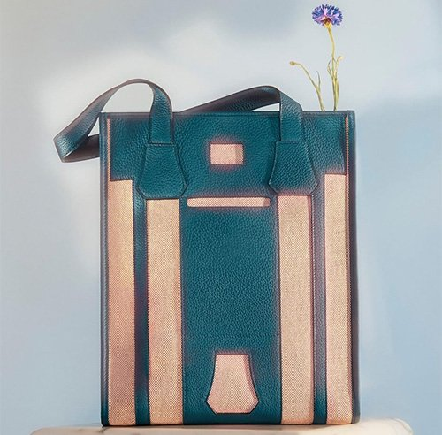 Hermes Bucolic Bag And The Handle The Hook Bag thumb
