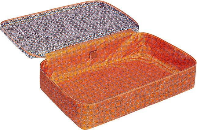 Hermes Voyage Silk Case Bag