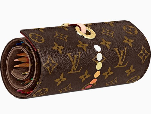 Louis Vuitton Colored Pencils Case thumb