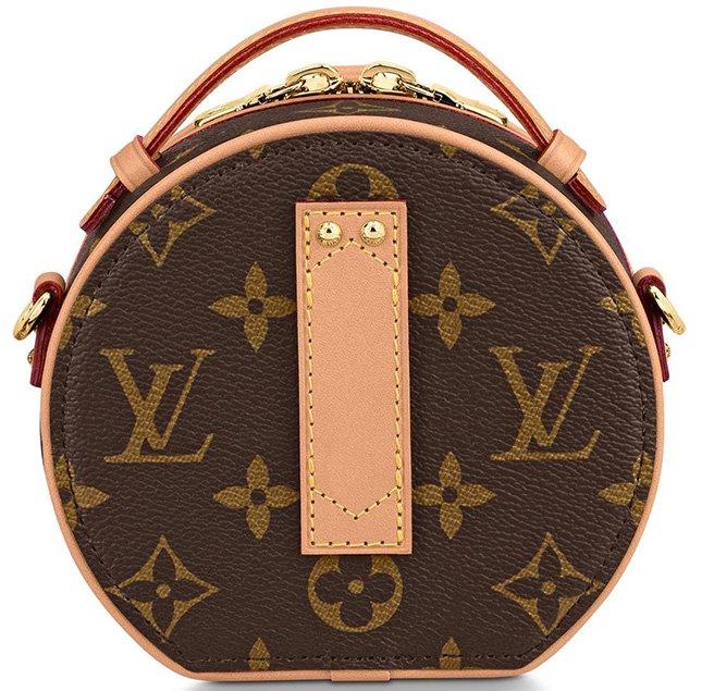 Louis Vuitton Mini Boite Chapeau Bag