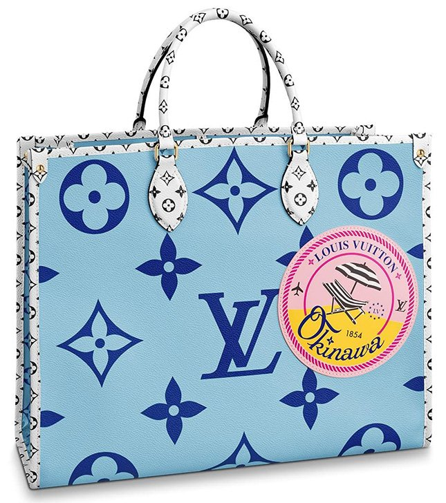 Louis Vuitton Okinawa Limited Edition Bags