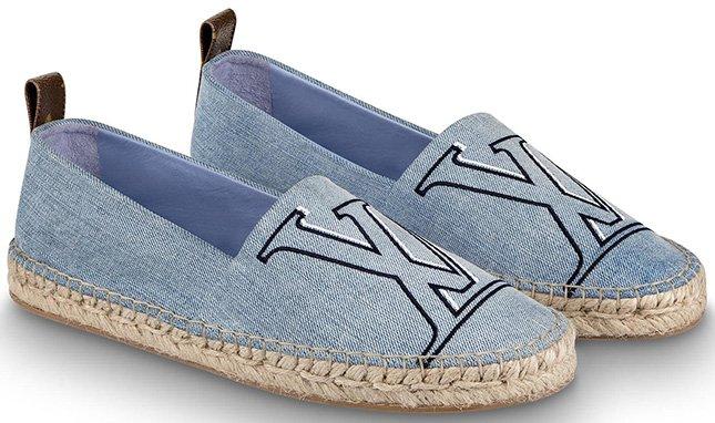 Louis Vuitton Seashore Espadrilles