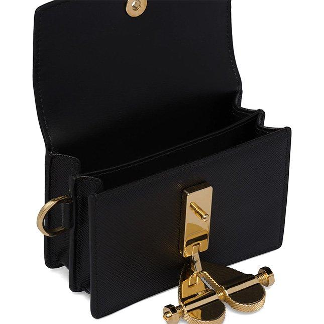 Prada Heart Lock Bag