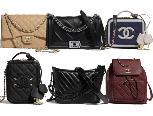 chanel fall winter classic collection thumb