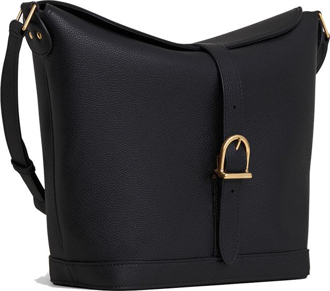Celine Buckle Bucket Bag