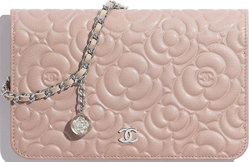 Chanel Camellia WOC with Camellia Charm thumb