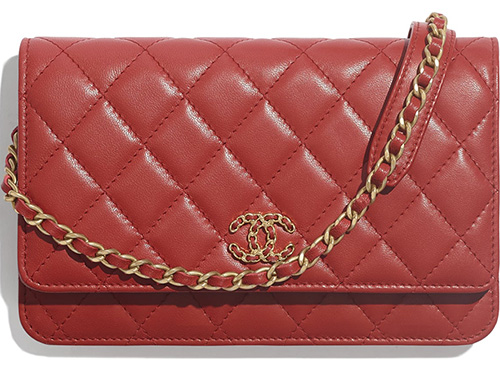 Chanel Chain Infinity SLG Collection thumb
