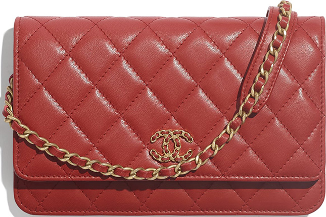 Chanel Chain Infinity SLG Collection