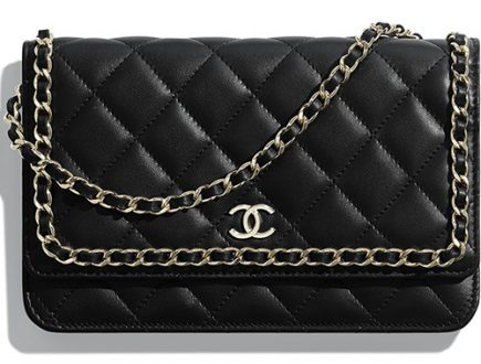 Chanel Classic Chain Around WOC thumb