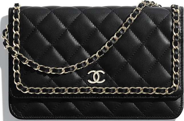 Chanel Classic Chain Around WOC