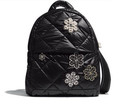 Chanel Coco Neige Backpack thumb