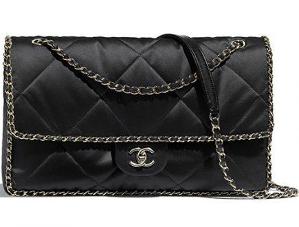 Chanel Coco Neige Chain Around Bag thumb