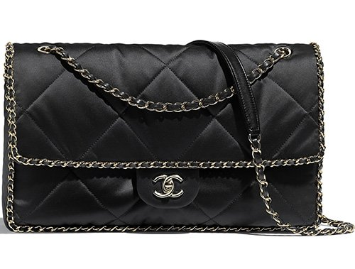 Chanel Coco Neige Chain Around Bag thumb