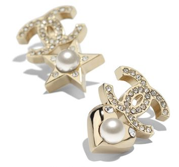 Chanel Fall Winter Earring Collection thumb