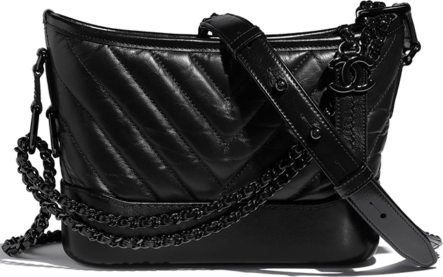 Chanel So Black Gabrielle Bag