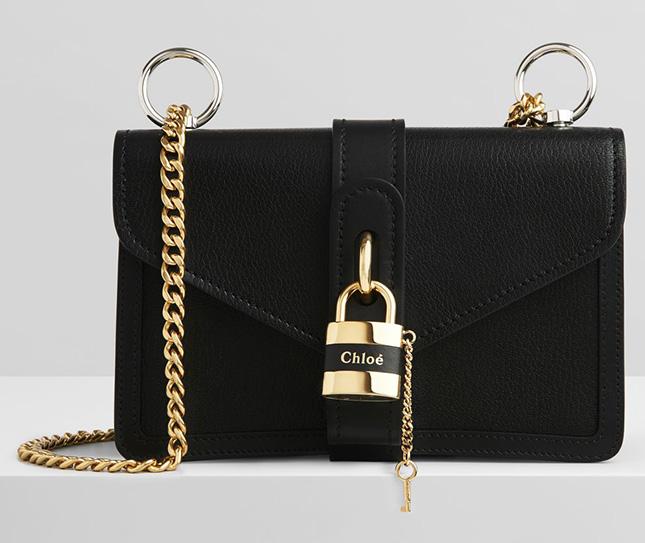 Chloe AbyLock Bag