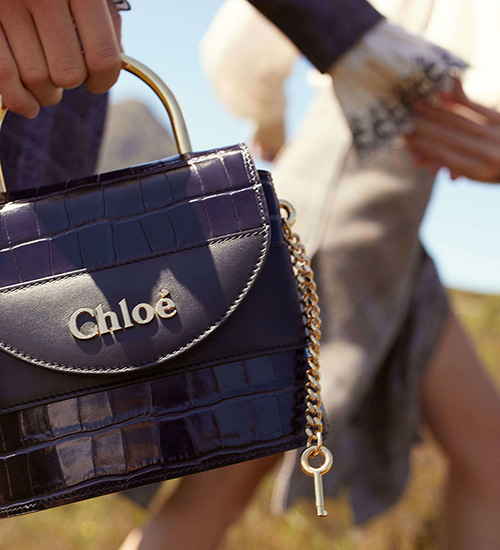 Chloe AbyLock Bag thumb