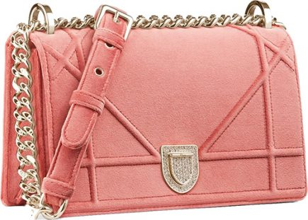 Diorama Velvet Bag thumb