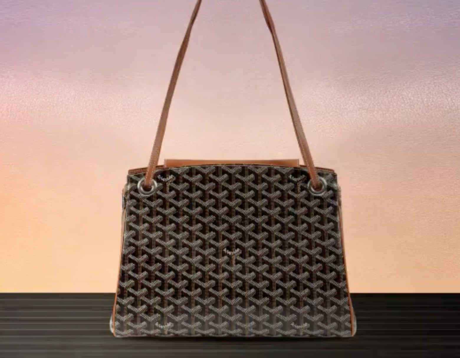 Goyard Rouette Soft Bag