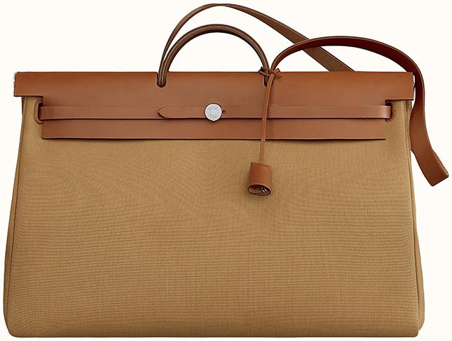 Hermes Herbag Zip Retourne Cabine Bag