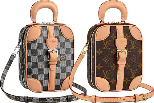 Louis Vuitton Mini Luggage Vertical Bag thumb