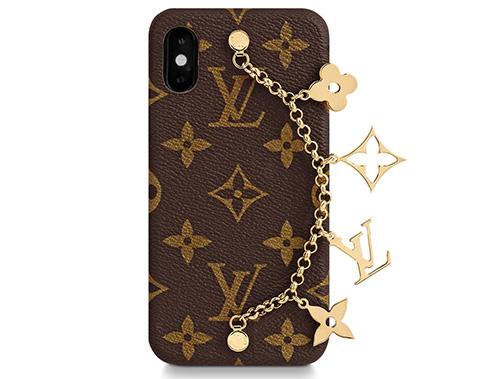 Louis Vuitton iPhone Case Charm thumb