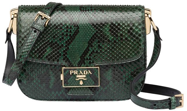Prada Emblème Bag