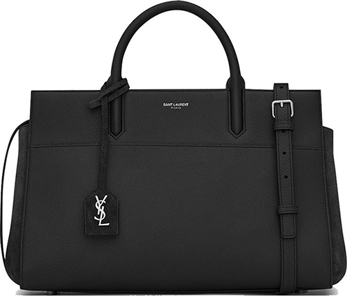 Saint Laurent Cabas Rive Gauche Bag thumb