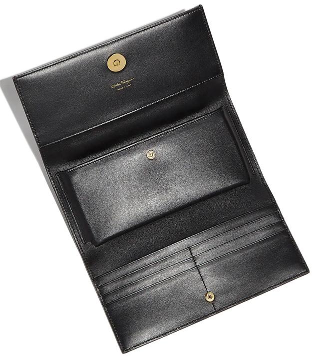 Salvatore Ferragamo Vara Bow Mini Handle Bag