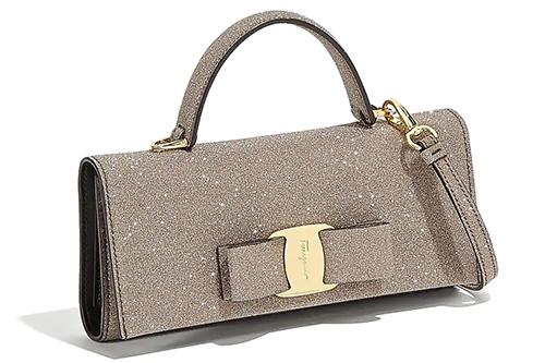 Salvatore Ferragamo Vara Bow Mini Handle Bag thumb
