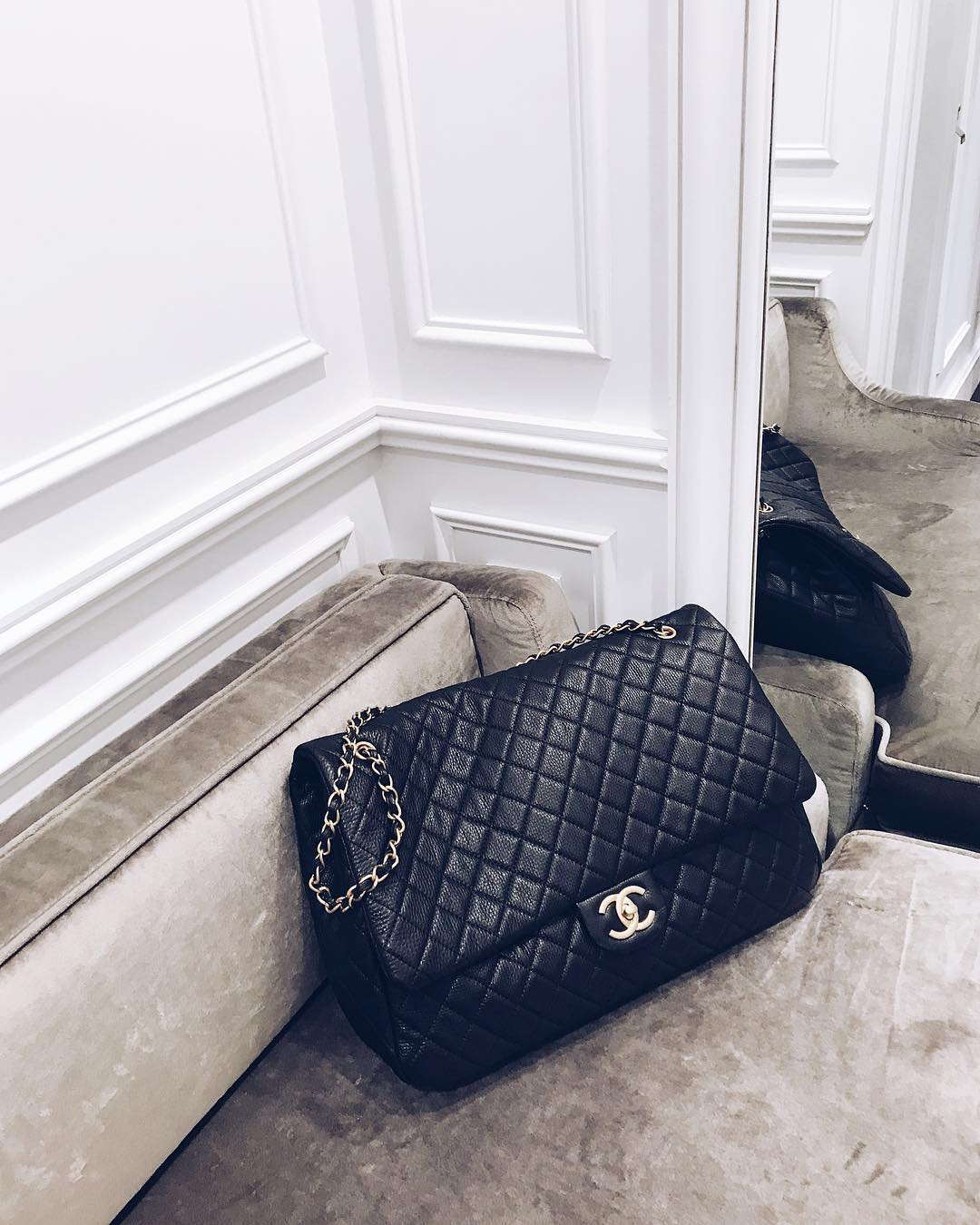 The Chanel XXL Bag Has Sizes Now