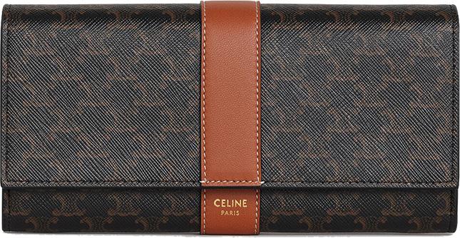 Celine Triomphe Canvas Bag Collection m